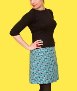 Sew your own A-line or Pencil Skirt