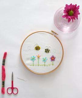 Introduction to Hand Embroidery Gift Voucher