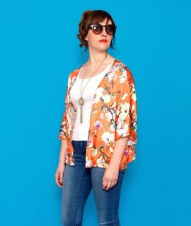 Sew your own Kimono Jacket
