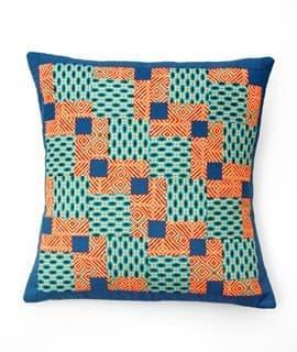 Patchwork & Quilting:Cushion/Bag